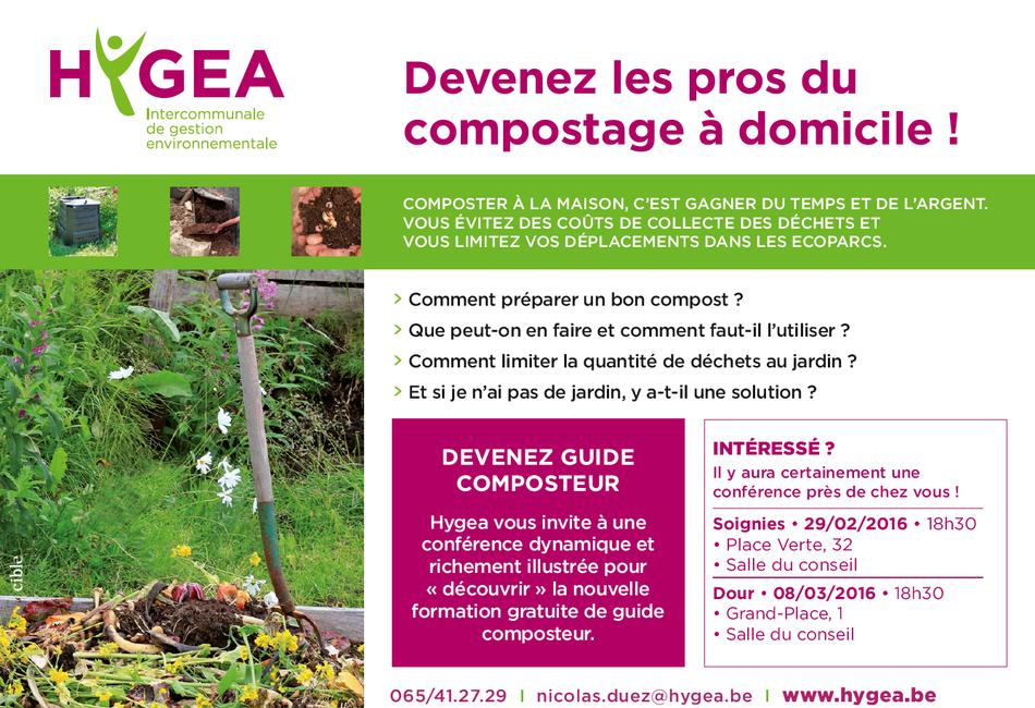 Guide composteur