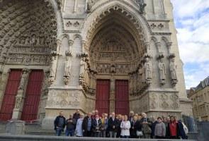Visite culturelle à Amiens - le 07.10.2019
