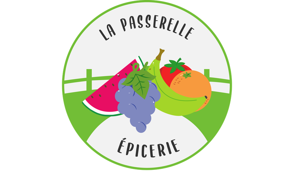 Logo Epicerie de la passerelle   final
