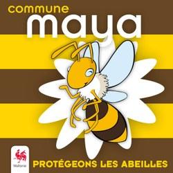 Maya Panneau Label