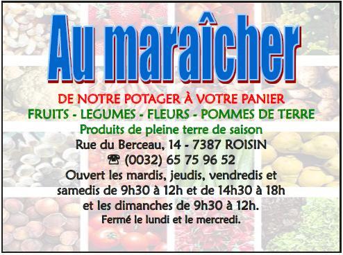 Au Maraicher