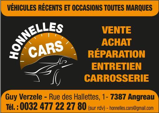 Honnelles Cars