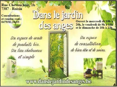 le jardin des anges