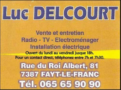 Luc Delcourt