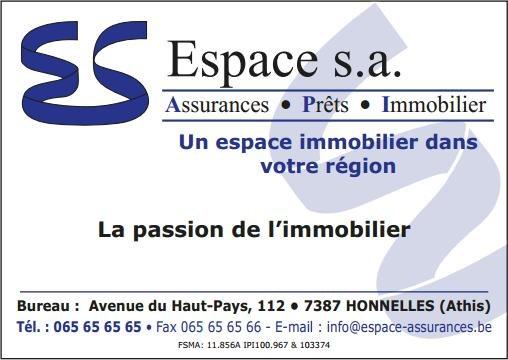 Espace SA   Immobilier
