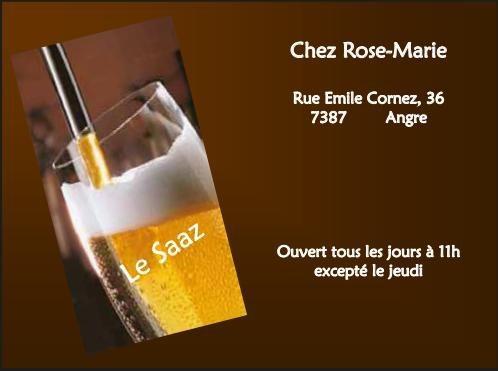 CHez Rose Marie