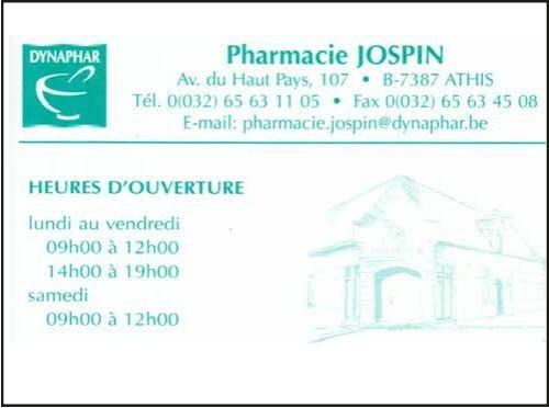 Pharmacie Jospin